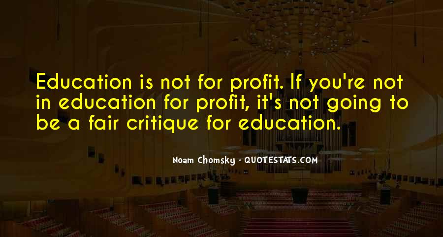 Education's Quotes #101810