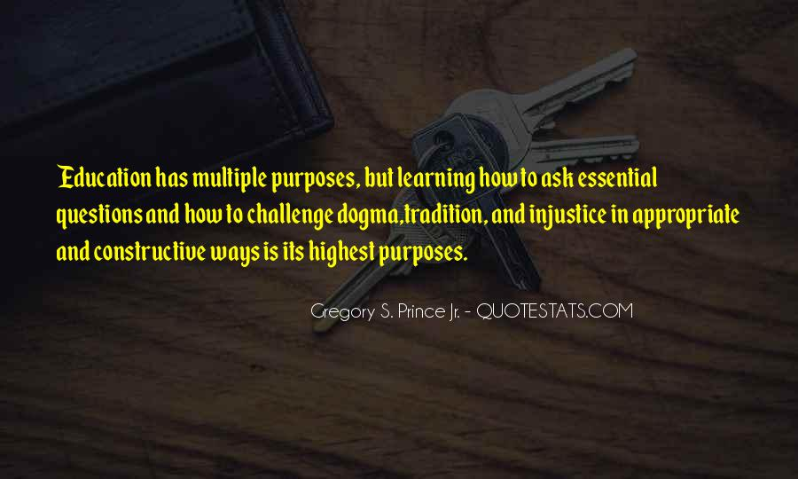 Education's Quotes #107148