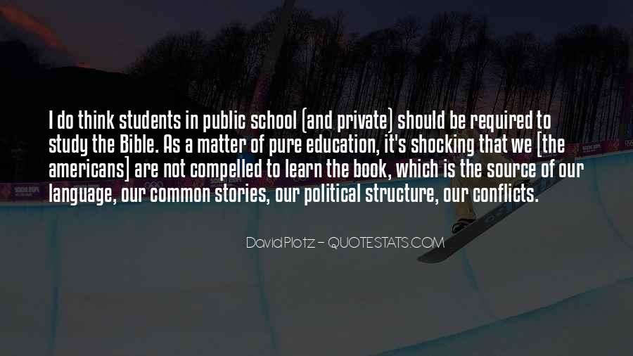 Education's Quotes #12353