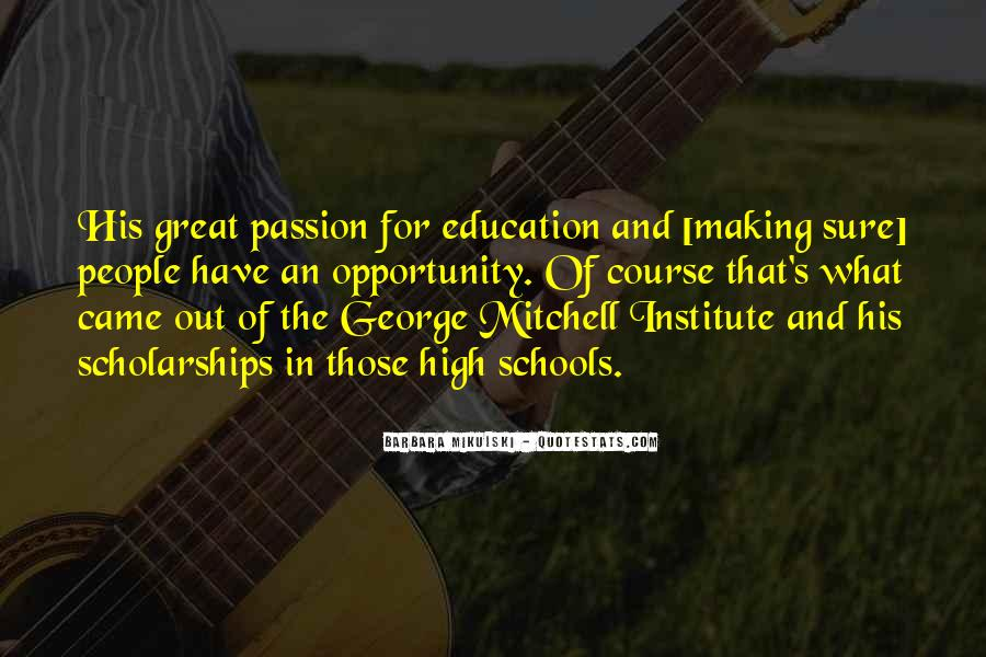 Education's Quotes #124472
