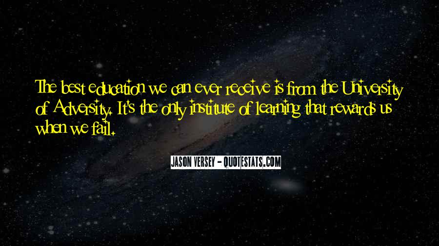 Education's Quotes #53432
