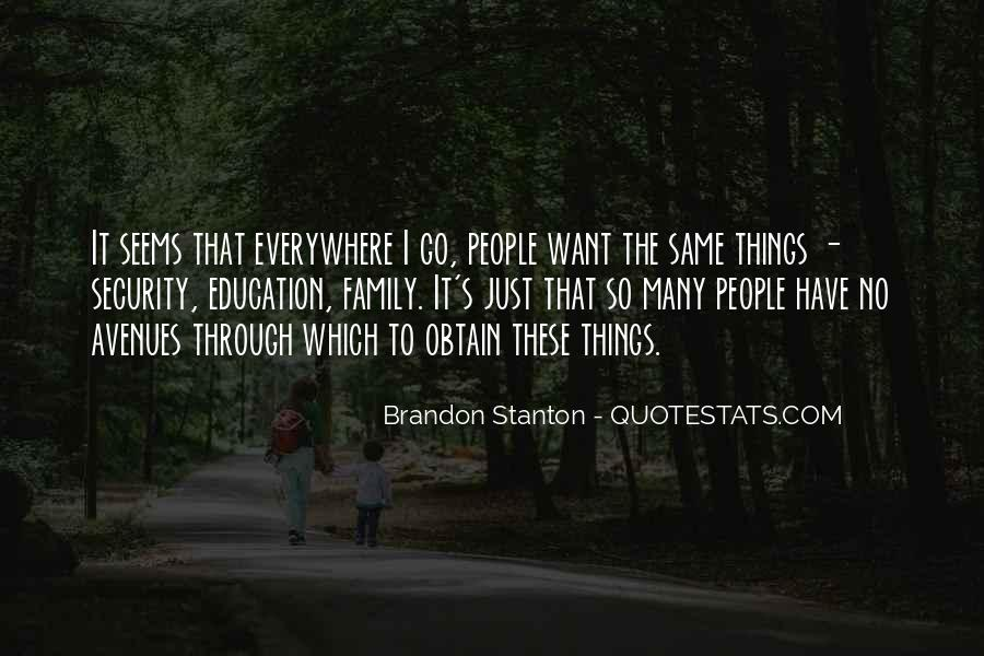 Education's Quotes #61509