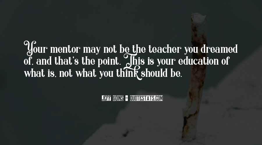 Education's Quotes #75031