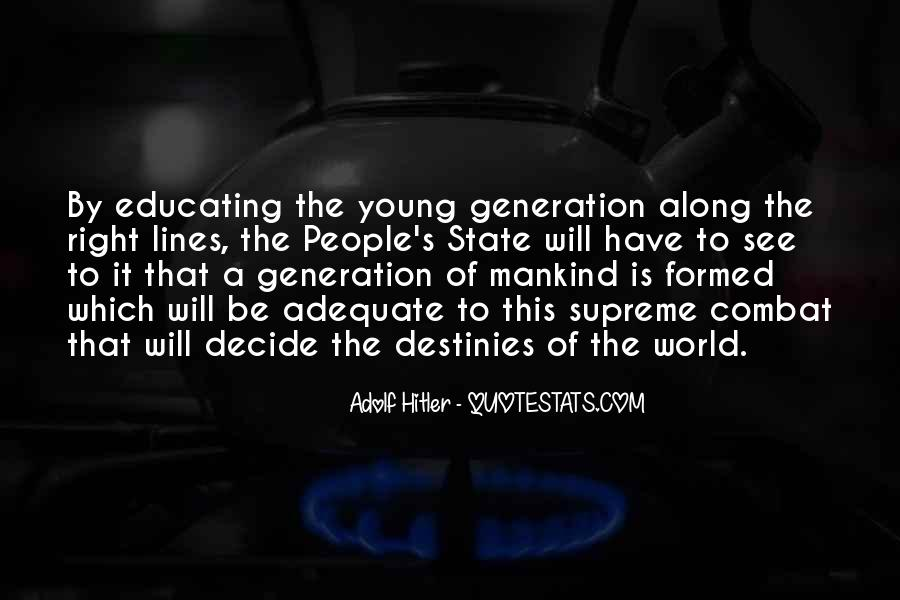 Education's Quotes #81489
