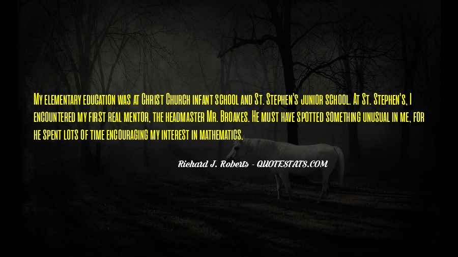 Education's Quotes #84894