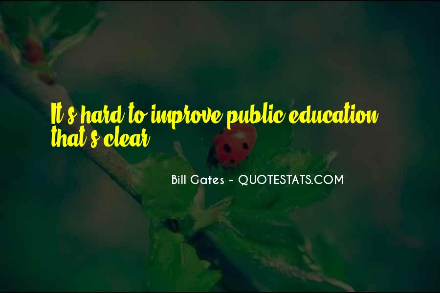Education's Quotes #88548