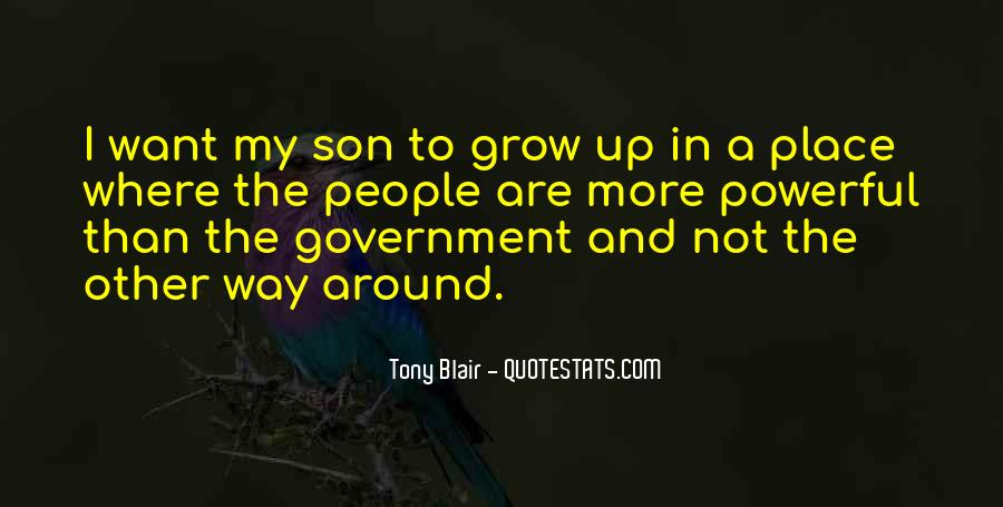 Quotes About The Place You Grow Up #45761