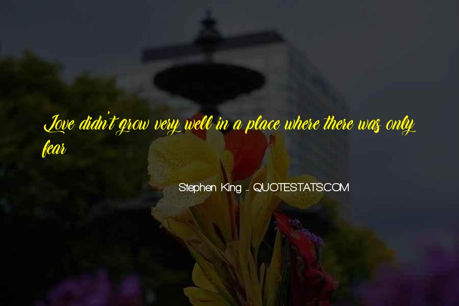 Quotes About The Place You Grow Up #70701