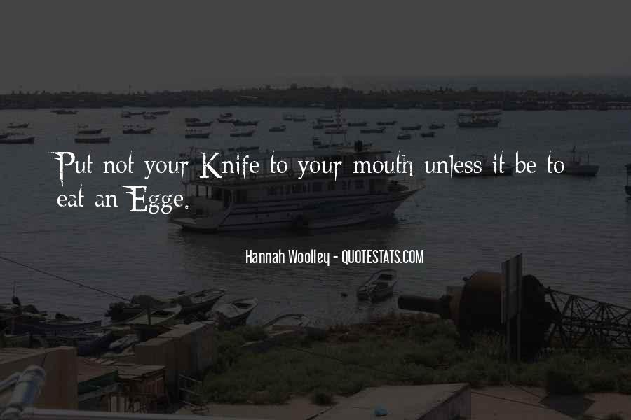 Egge Quotes #133455