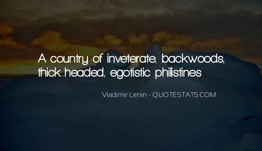 Egotistic Quotes #1431245