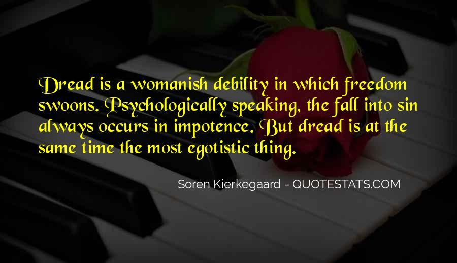 Egotistic Quotes #1739190