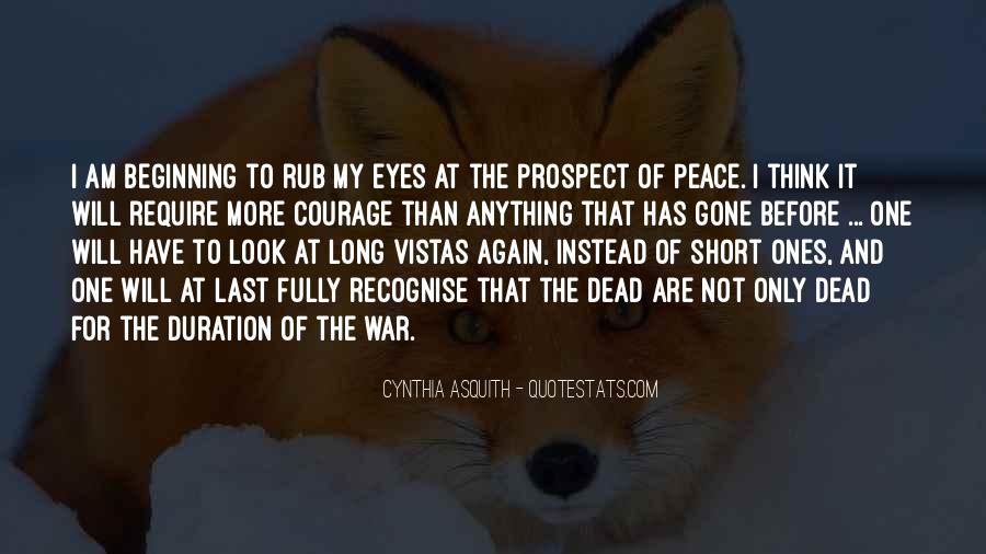 Quotes About Vistas #1000980