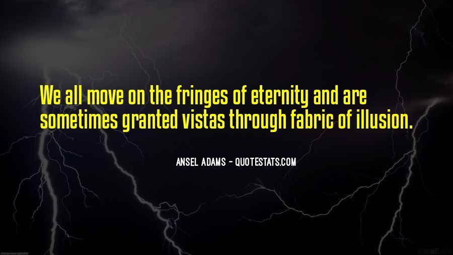 Quotes About Vistas #1463859