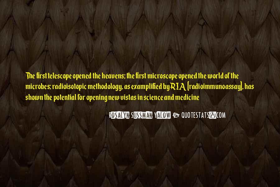 Quotes About Vistas #1496177