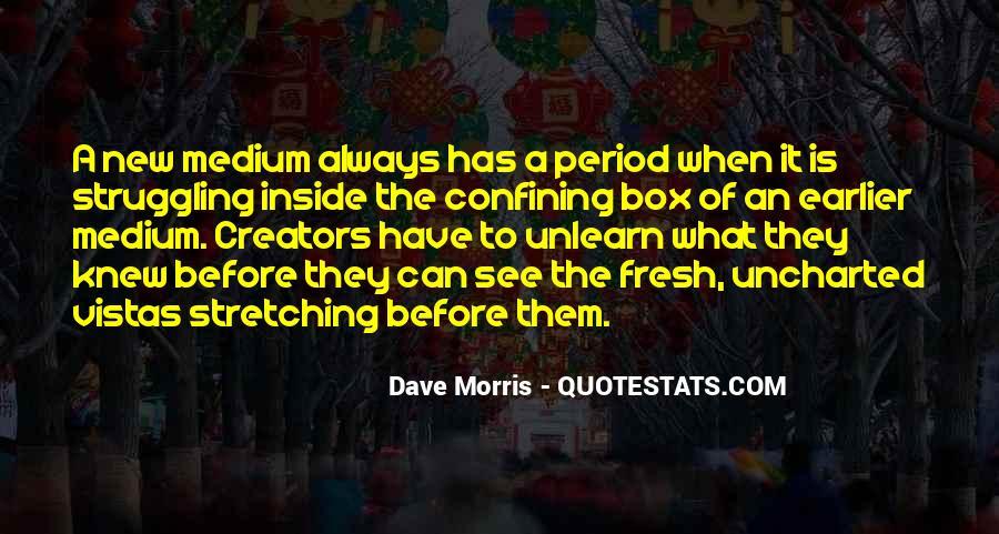 Quotes About Vistas #247365