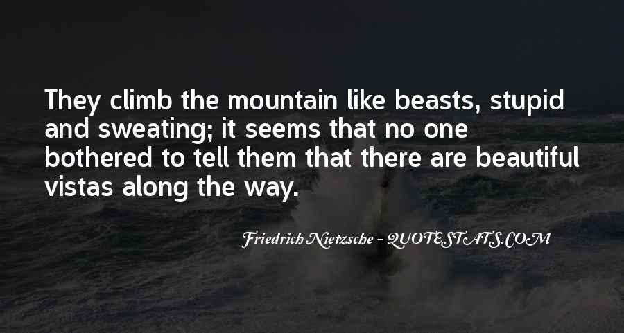 Quotes About Vistas #466664