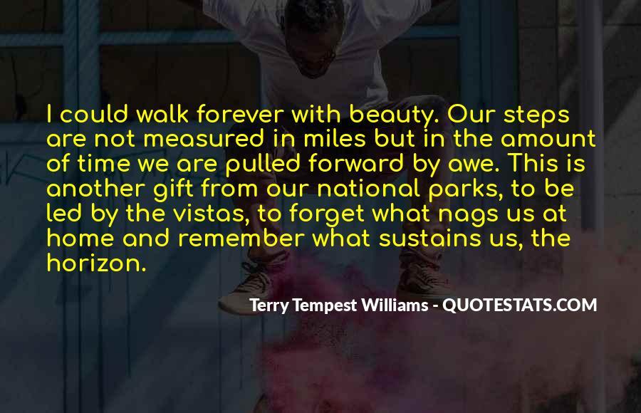 Quotes About Vistas #809215