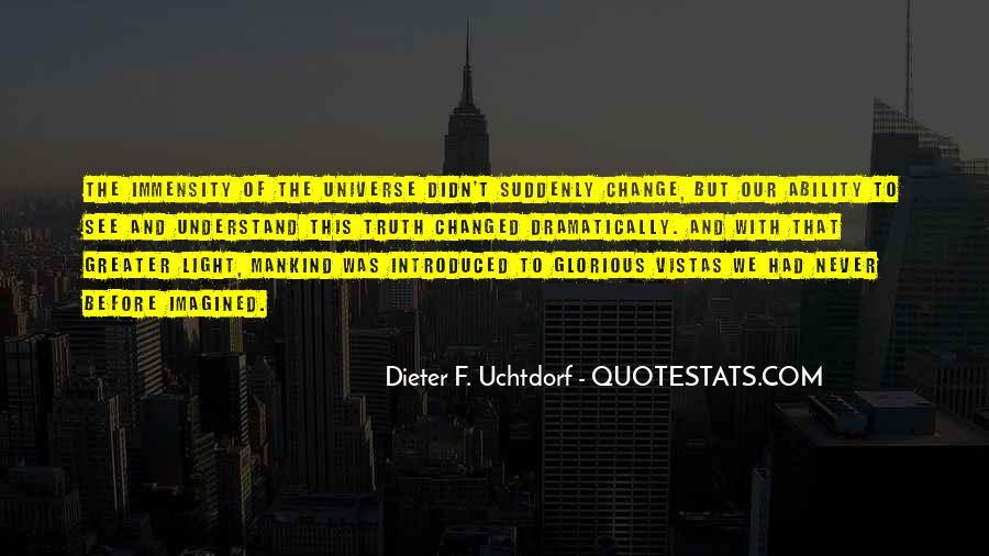 Quotes About Vistas #847267