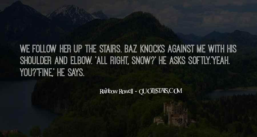 Elbow'd Quotes #58408