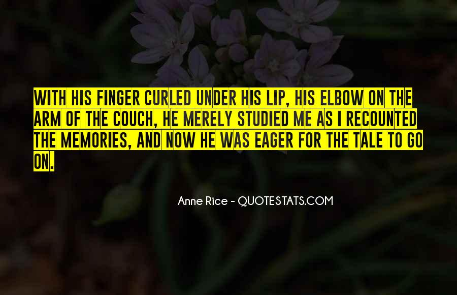 Elbow'd Quotes #631163