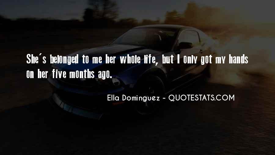 Ella's Quotes #112230