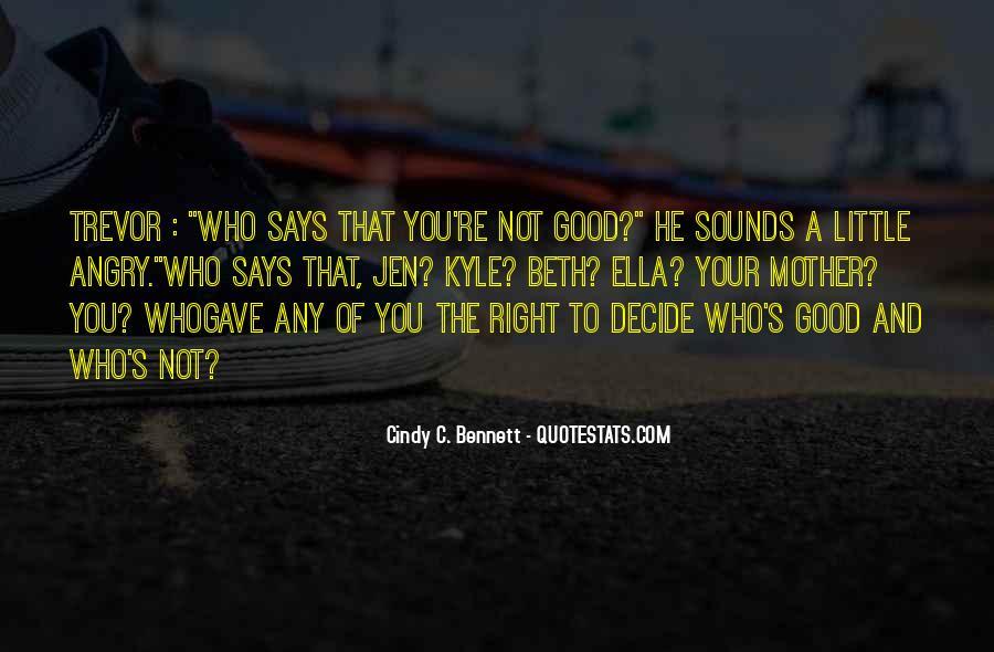 Ella's Quotes #53169