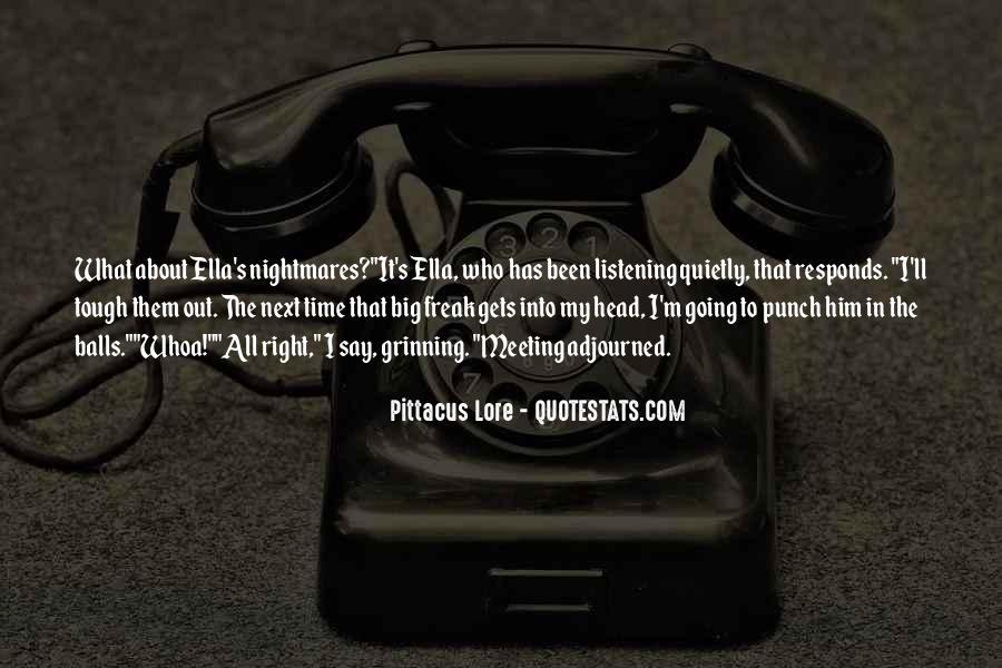Ella's Quotes #561324
