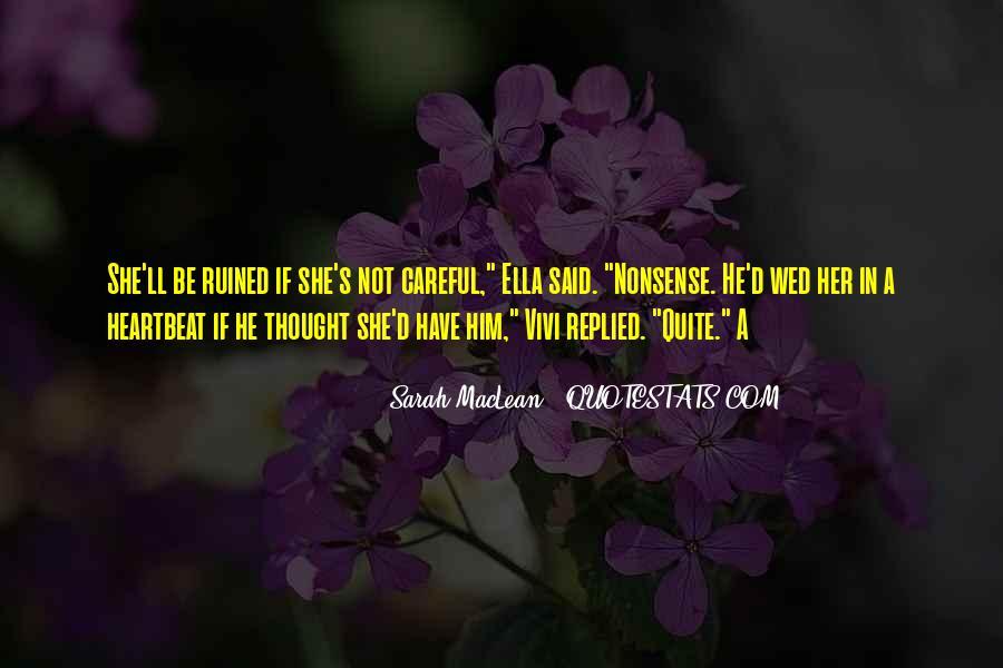 Ella's Quotes #865607