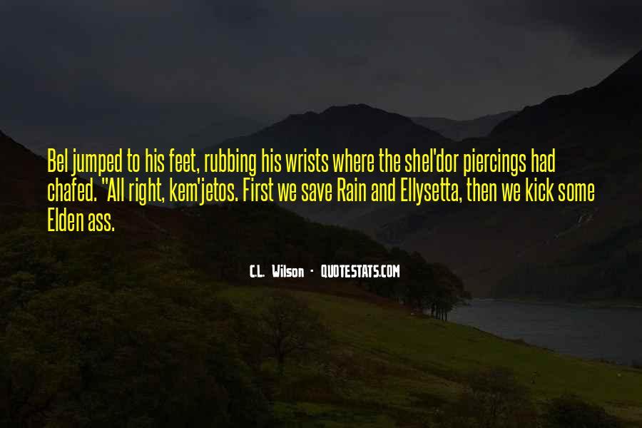 Ellysetta's Quotes #109867
