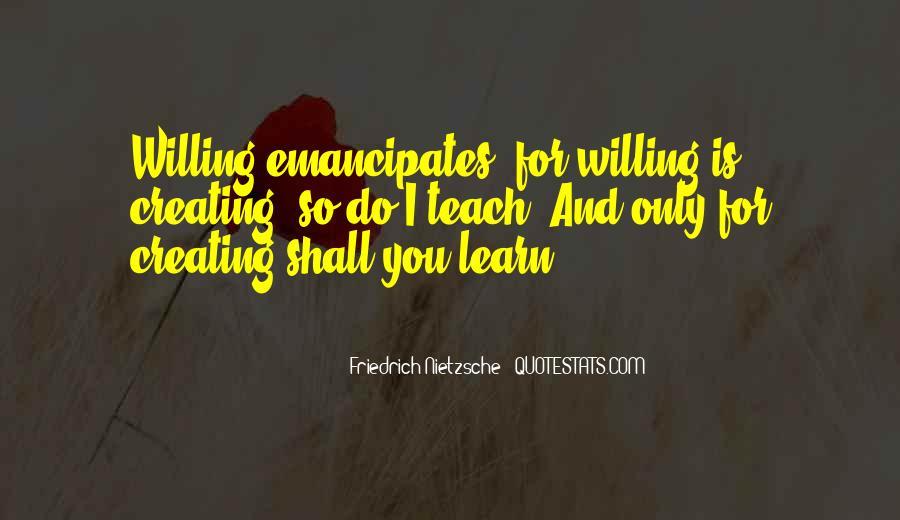 Emancipates Quotes #1236166