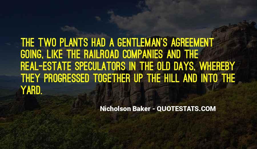 Emigrant's Quotes #1828722