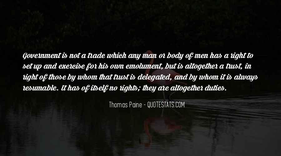 Emolument Quotes #1759225