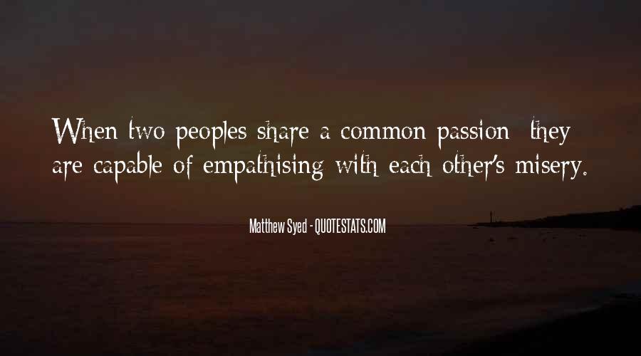 Empathising Quotes #1646399