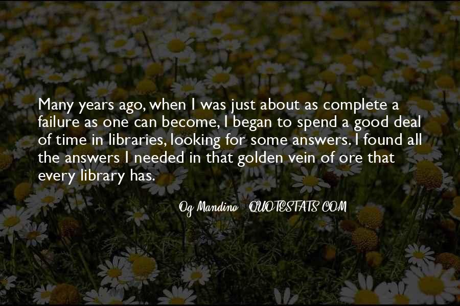 Quotes About Libraries And Art #129927