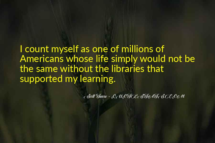 Quotes About Libraries And Art #149292
