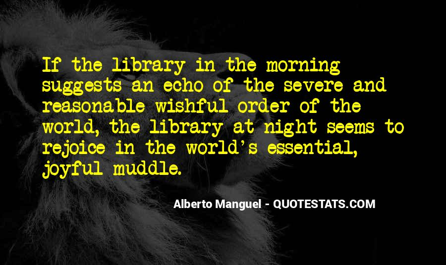 Quotes About Libraries And Art #173580