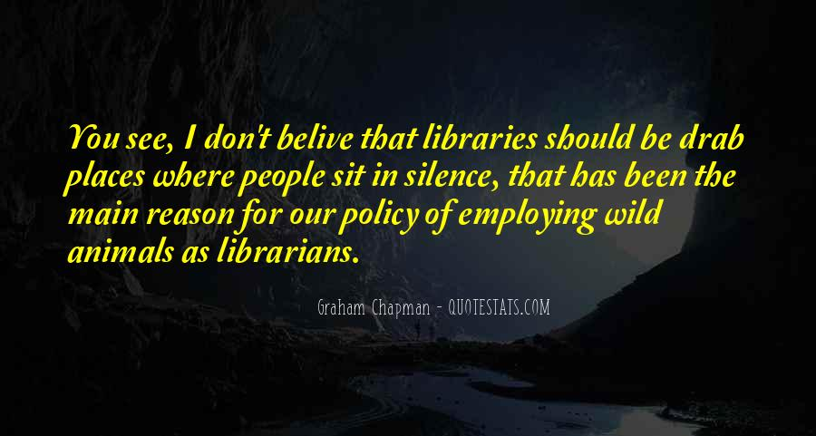 Quotes About Libraries And Art #179480
