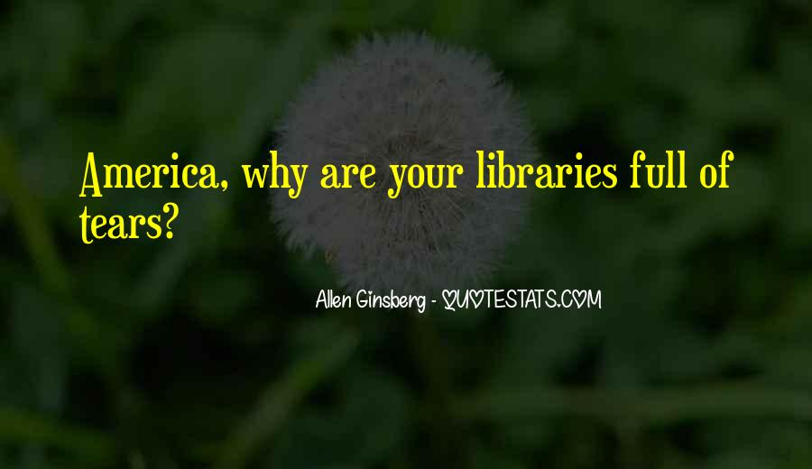 Quotes About Libraries And Art #216638