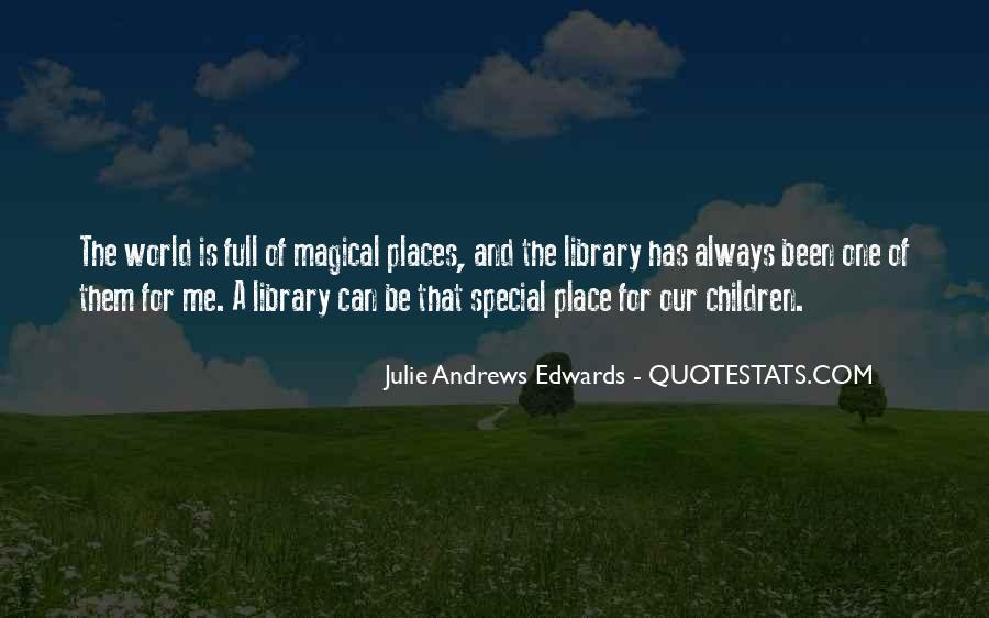 Quotes About Libraries And Art #226973