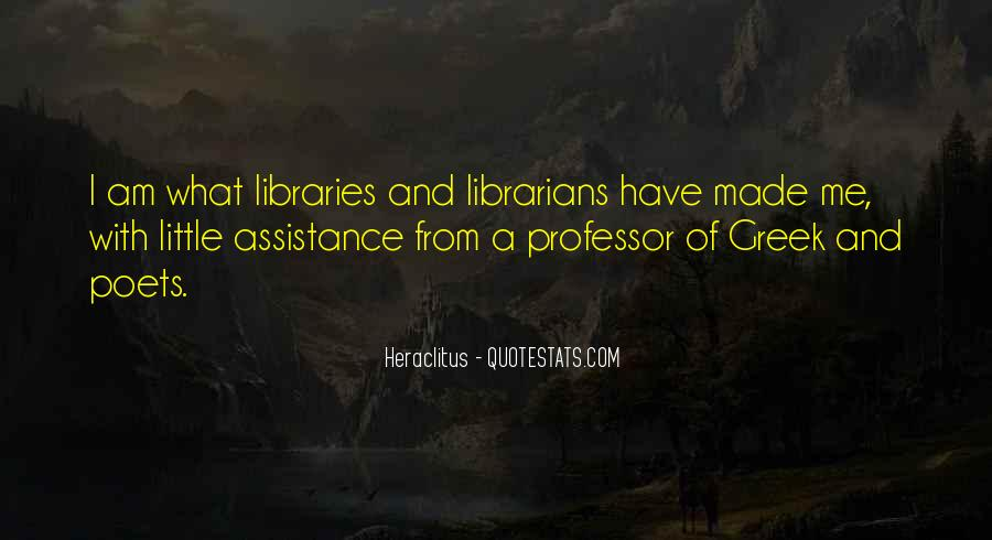 Quotes About Libraries And Art #229550