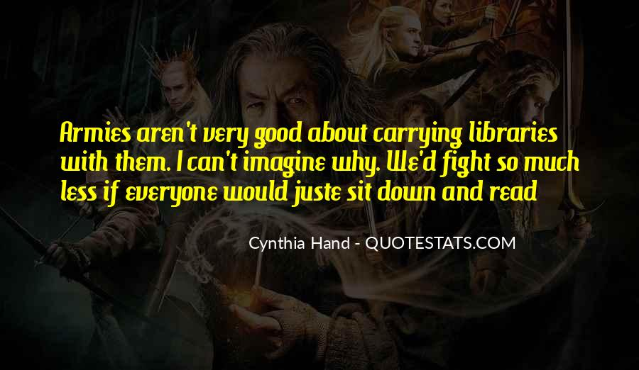 Quotes About Libraries And Art #253180