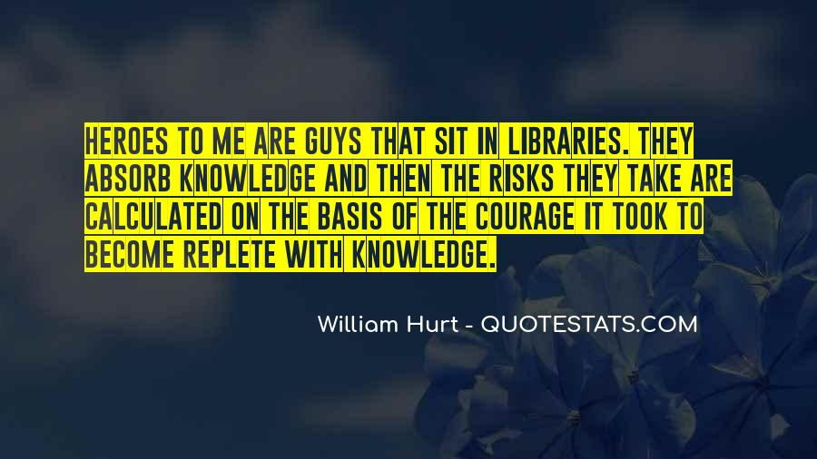 Quotes About Libraries And Art #266650