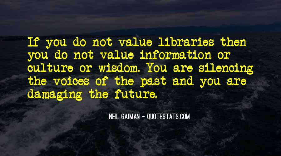 Quotes About Libraries And Art #267672