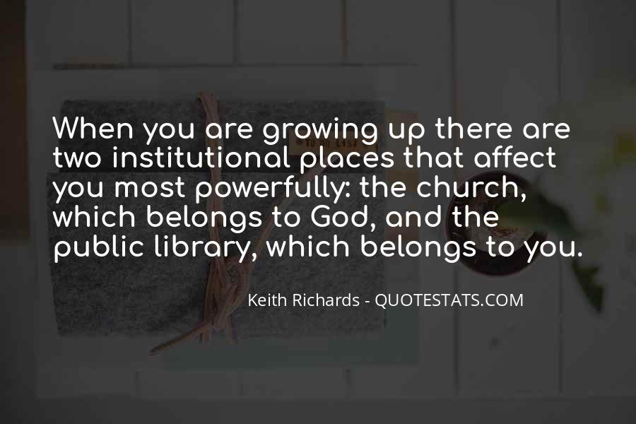 Quotes About Libraries And Art #285939