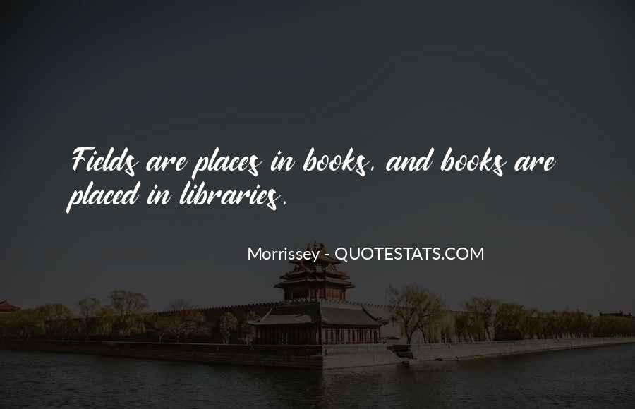 Quotes About Libraries And Art #294923