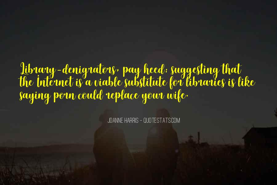Quotes About Libraries And Art #82628