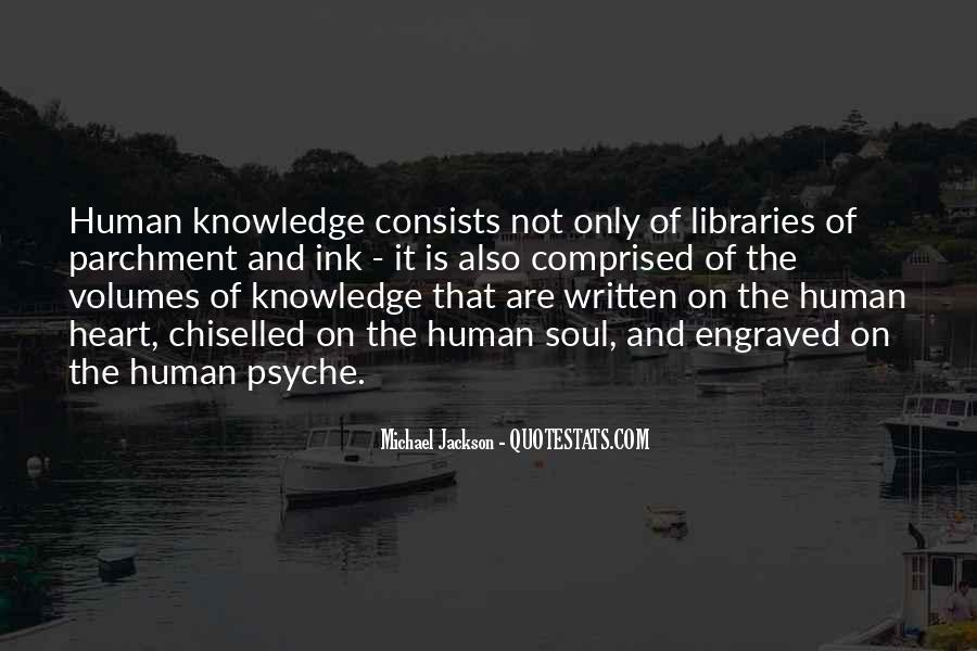 Quotes About Libraries And Art #93521