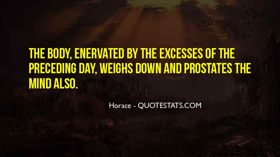 Enervated Quotes #996603