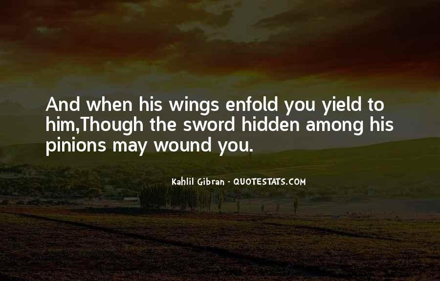 Enfold Quotes #1175991