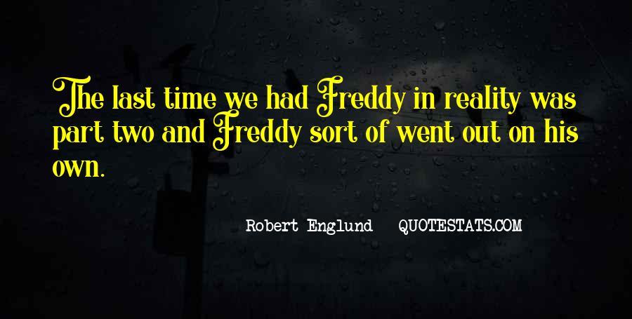 Englund Quotes #1067608